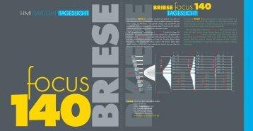 BRIESE focus140 TAGESLICHT DAYLIGHT HMI TAGESLICHT