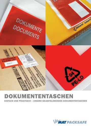 DOKUMENTENTASCHEN - Via Mat