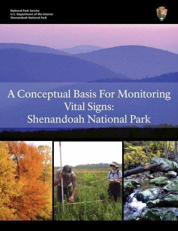 Shenandoah National Park - Integration and Application Network