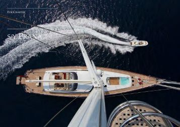 S/Y Prana - Paradise Yacht Charters