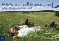 Wo's am schönsten ist! - Gemeinde Unterkirnach