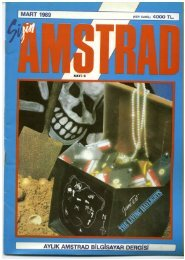Sizin Amstrad - Sayi 06 (Mart 1989).pdf - Retro Dergi