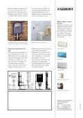 Geberit concealed cisterns - CreationsOmni.com - Page 2