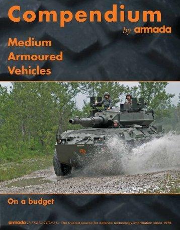 A Compendium of Medium Armoured Vehicles -  Wescam