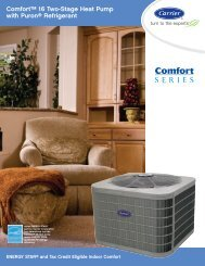 to view brochure - Roberts Heating and Air