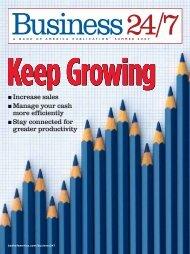 Keep Growing - Bank of America