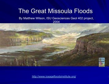 The Great Missoula Floods