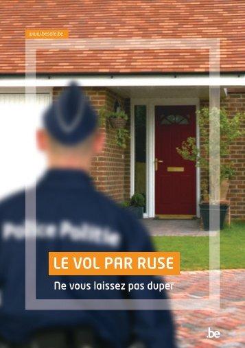 LE VOL PAR RUSE - Besafe