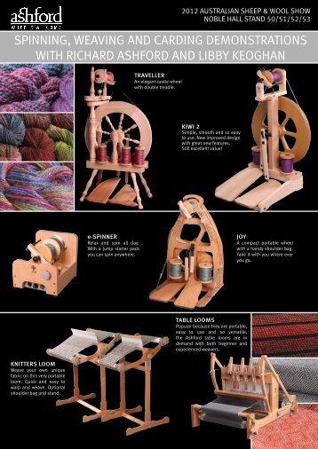 flyer - Ashford Handicrafts