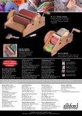 flyer - Ashford Handicrafts - Page 2