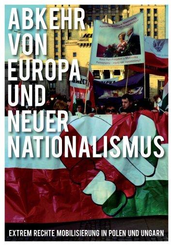 Abkehr von Europa und neuer Nationalismus - Interventionistische ...