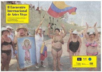 II Encuentro Internacional de Artes Vivas