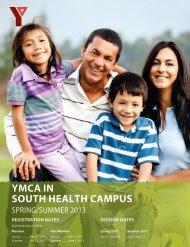 YMCA in south heAlth CAMpus - YMCA Calgary