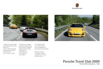 Porsche Travel Club 2009