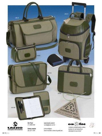 www.lazzio.com.br vendas@lazzio.com.br Linha ecológica - tecido ...