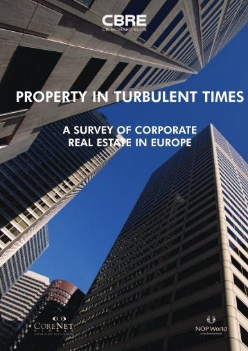 PROPERTY IN TURBULENT TIMES