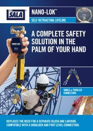 A COmpLETE SAFETy SOLuTION IN ThE pALm OF yOuR hANd