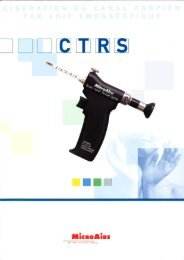 Canal carpien CTRS - Biotech ortho