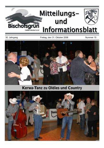 Bischofsgrüner Country - Gemeinde Bischofsgrün