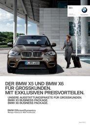bmw x5. business package. - BMW Deutschland