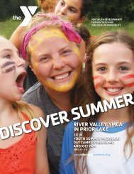river valleY YmCa in Prior laKe - YMCAs