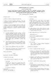 Nařízení Komise (EU) č. 1224/2012 ze dne 18. prosince 2012 ...