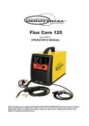 Flux Core 125