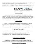 TD - 2 Çamaşır Kurutma Makinası Kullanma Kılavuzu - Page 7