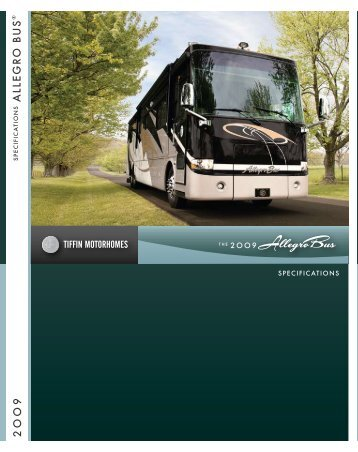 Allegro Bus - Tiffin Motorhomes