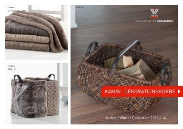 7xxxx Welzel Kaminkoerbe Premium_korr:Layout 1 - Welzel Collection