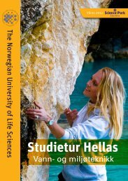 Studietur Hellas - the Science Park Zakynthos