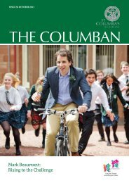 The Columban Issue 32 - St Columba's School