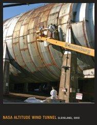 NASA Altitude Wind Tunnel