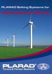 Wind Power Plants - VIGRA MARKETING & SERVICES