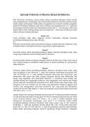 KITAB UNDANG-UNDANG HUKUM PIDANA - PPID Polri
