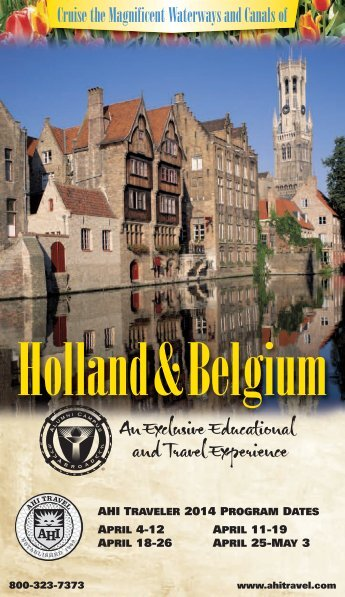 Download Trip Brochure PDF - AHI International