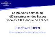 Le nouveau service de télétransmission des liasses fiscales à la ...