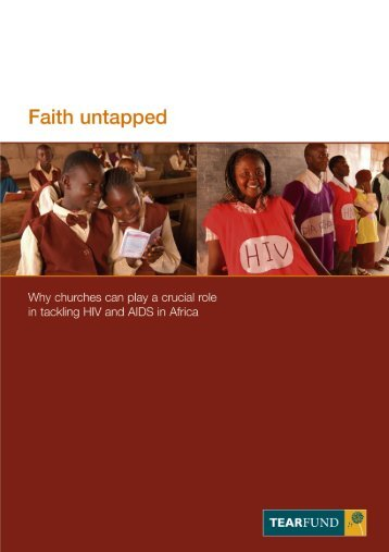 Faith Untapped - Anglican Health Network