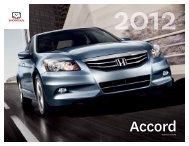 2012 - Honda Canada