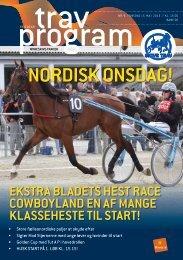 Onsdag 15. maj nordisk spil - Skive Trav