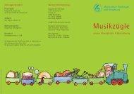 Musikzügle - Musikschule Plochingen und Umgebung