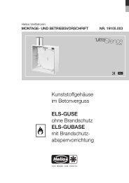 els-guse/gubase - Helios Ventilatoren AG
