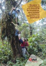 La resistencia bacteriana en el Ecuador - ReAct