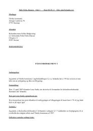 Palle Flebo-Hansen Side:1 Dato:08-09-11 Dok: påst/Selandia nr.1 ...