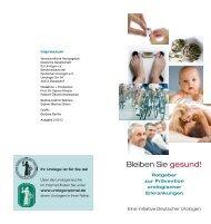 Zur Ansicht und zum Download finden Sie die ... - Urologenportal