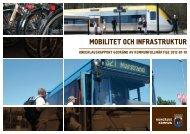 MOBILITET Och InfrasTrukTur - Kungälv