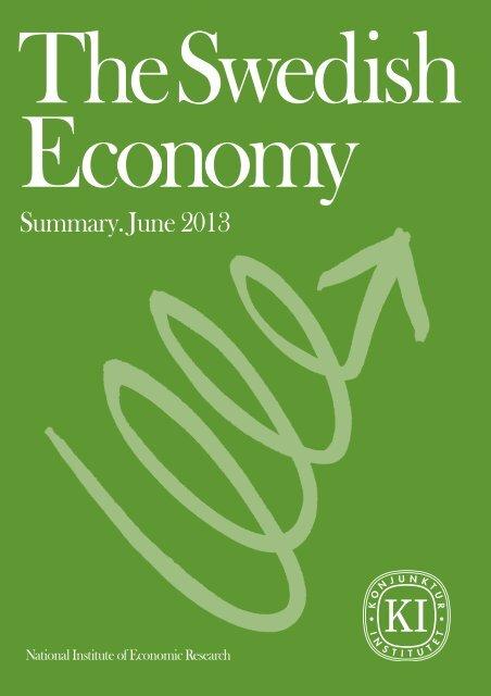 Swedish Economy June 2013