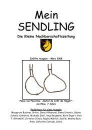 Leid - Mein SENDLING