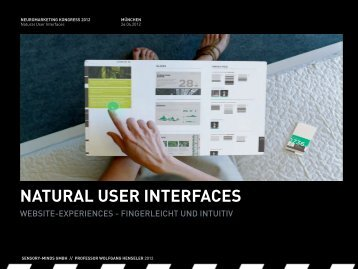 NATURAL USER INTERFACES - Neuromarketing