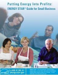 Energy Star Business Guide - GreenProf
